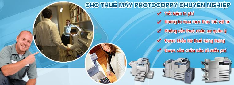 Cho thue may photo